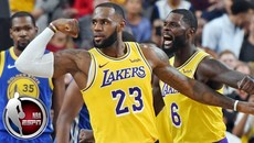 НБА Улирлын өмнөх тоглолт  Los Angeles Lakers vs Golden State Warriors Full Game Highlights _ 10.10.2018, NBA Preseason