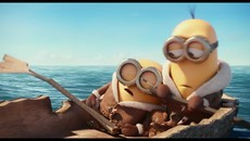 Minions Official Trailer #3 (2015) - Despicable Me Prequel HD