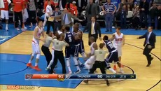 NBA Fights Compilation - 2014-15 NBA Season