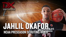 Jahlil Okafor 2014-15 Preseason Scouting Video