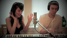 Chris Brown - Look At Me Now ft. Lil Wayne, Busta Rhymes (Cover by Karmin).mp4