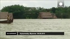 Myanmar under water - no comment.mp4