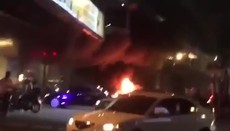 Huge Explosion in Thai Capital of Bangkok killed more than a dozen people  Exclusive video.mp4