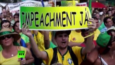 'Dilma out!' Brazil overwhelmed by protests as tens of thousands demand impeachment.mp4