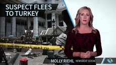 Key Bangkok Bombing Suspect Flees to Turkey.mp4