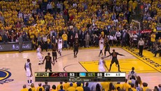 Cleveland Cavaliers vs Golden State Warriors - June 19, 2016