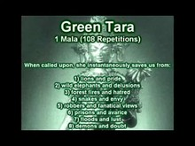 Green Tara Mantra 108 Repetitions