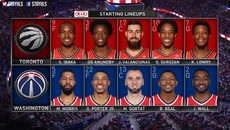 NBA playoffs - Toronto Raptors vs Washington Wizards Full Game Highlights(2 - 2) - Game 4 |Apr, 22, 2018 NBA