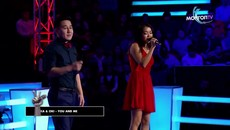 Khulan vs Bayarsaikhan - 'You and me' - The Battle - The Voice of Mongolia 2018