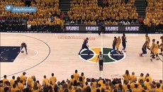 NBA playoffs 2018 - OKC Thunder vs Utah Jazz - Full Game Highlights _ Game 6 _ April 27 , 2018